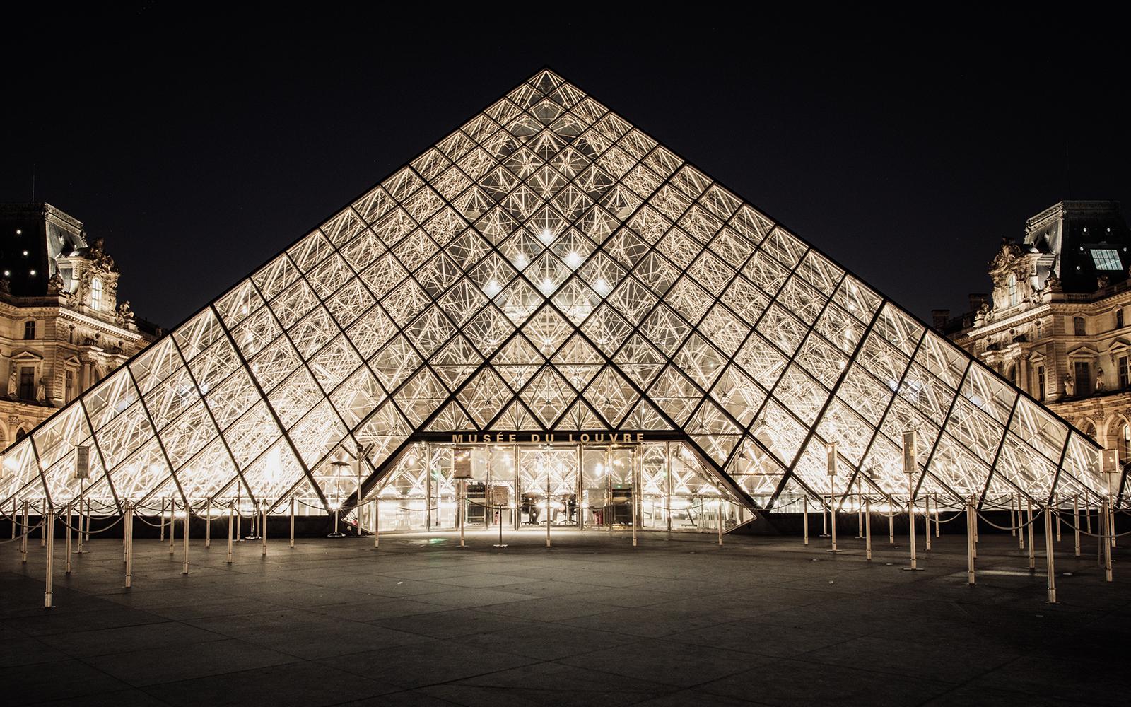 Salon des Beaux Arts at Louvre